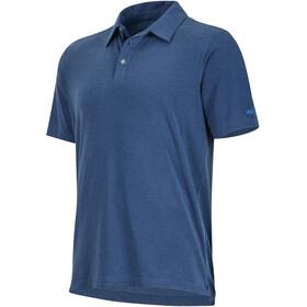 Marmot Wallace - T-shirt manches courtes Homme - bleu